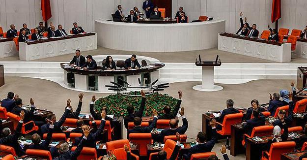 Suriye ve Irak Tezkeresi'nin Süresi Bir Yıl Daha Uzatıldı