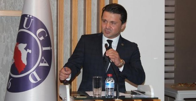 TÜGİAD Ankara Şube Başkanı Ercan Kahraman Oldu