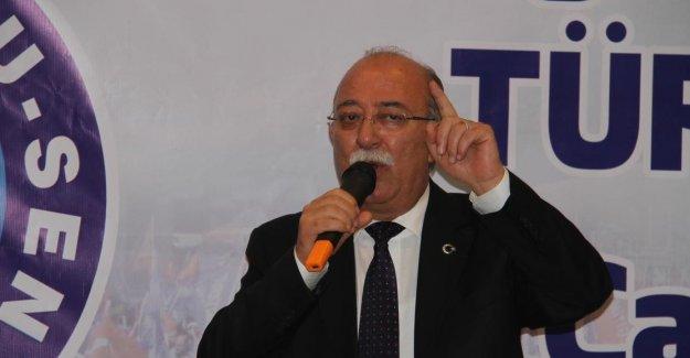 Türk Eğitim-Sen Başkanı Koncuk: Son Sözü Yargı Söyleyecek
