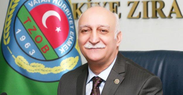TZOB Genel Başkanı Bayraktar: Tarımda istihdam Arttı