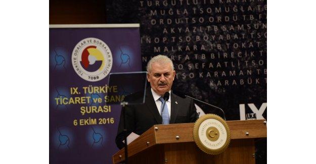 Yıldırım: Türkiye Hakkında İleri Geri Laflar Etmek Irak Hükümetinin Haddi Değildir