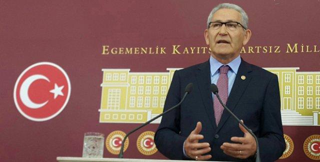"""CHP'li Arslan: """"Abdülhamit Gül'ün Açıklaması Bir Dikta Özentisidir"""""""