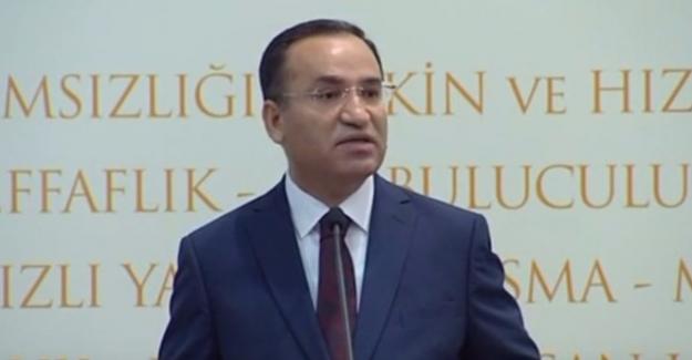 Bozdağ'dan Anayasa İle İlgili Önemli Açıklamalar: Kabinde Kullanmak Şart Değil