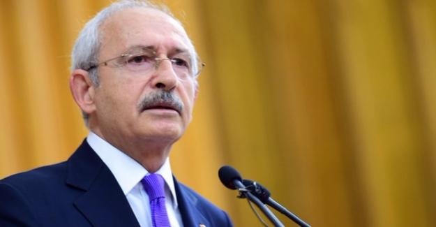 CHP Lideri: Cumhurbaşkanlığı Bir Şahsın Sınırsız Egosunu Tatmin Makamı Değildir
