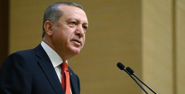 Cumhurbaşkanı Erdoğan'dan Birinci İnönü Zaferi Yıldönümü Mesajı
