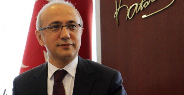 Elvan: Mersin'de Afetten Zarar Gören Mükelleflerin Vergi Ve SGK Borçları Erteleniyor