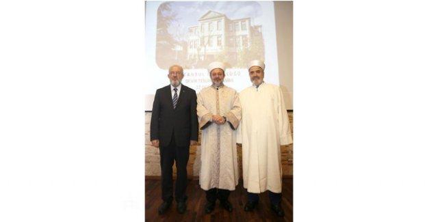 İstanbul Müftülüğüne, Diyanet İşleri Başkan Yardımcısı Prof. Dr. Yılmaz Atandı