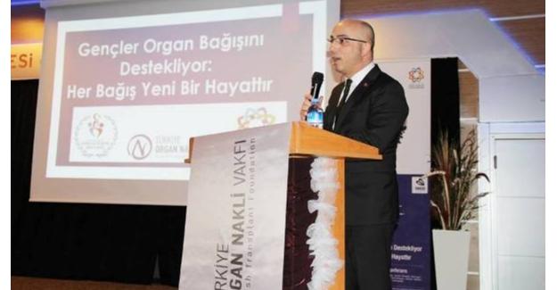 """""""Organ Bağışı Yetersizliğinden Her Yıl 2 Bin Kişi Ölüyor"""""""