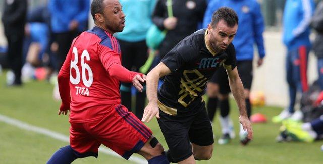 Osmanlıspor FK: 1- Mersin İdmanyurdu: 3
