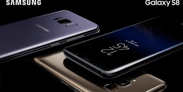 Samsung Galaxy S8, Dünya İle Aynı Anda Türkiye'de Ssatışta