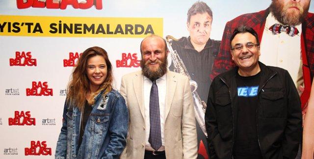 Baş Belası Filminin Tanıtımı Dün Akşam Feriye Sinemasında Yapıldı