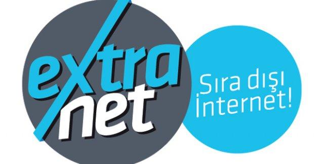 """""""İnternetsiz Ev Kalmasın"""" Seferberliğine Extranet' Ten Büyük Destek!"""