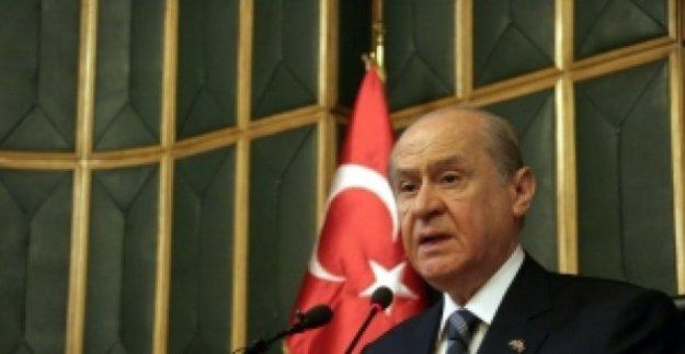 MHP Genel Başkanı Bahçeli'den Hükümete Hem Uyarı Hem Destek