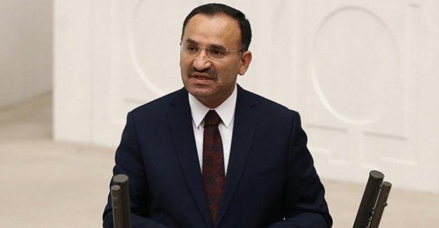 Bakan Bozdağ'dan Kılıçdaroğlu'na Yanıt: İftiradır