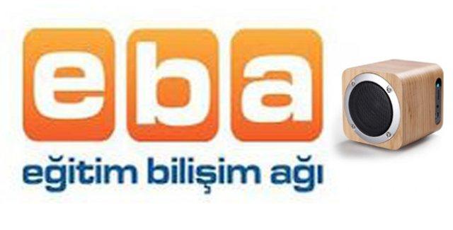 EBA Radyo Kullanıma Açıldı
