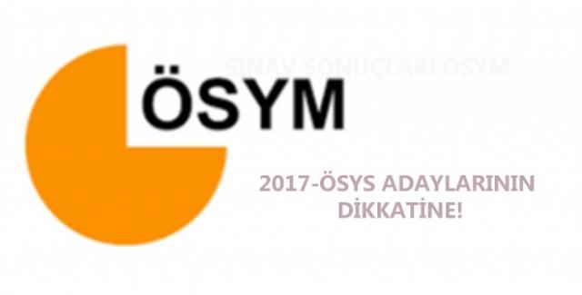 2017 LYS Sonuçları Değişti