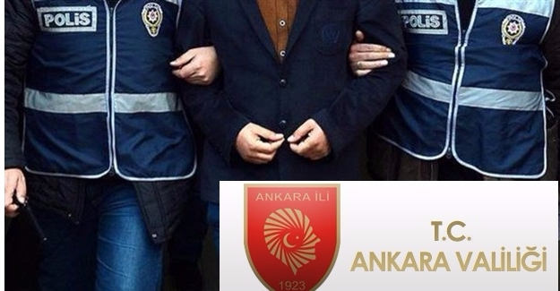 Ankara'da Uyuşturucu Operasyonu: 20 Kişi Tutuklandı
