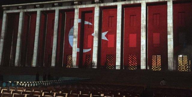 Ankara'daki Tören İçin TBMM Hazır