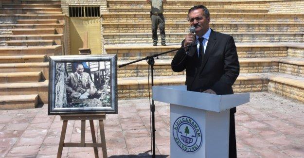 Atatürk'ün Kızılcahamam'a Gelişinin 83. Yıl Dönümü Kutlandı