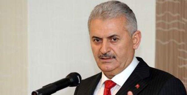 Başbakan Yıldırım: Kılıçdaroğlu Yaptıkları İle FETÖ Ve PKK'nın Yüzünü Güldürüyor