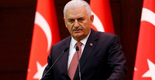Başbakan Yıldırım'dan AP Açıklaması