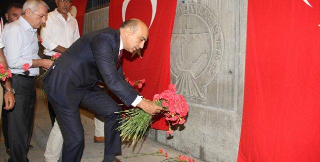 Başkan Kerimoğlu'ndan 249 Karanfil