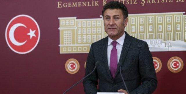 CHP'li Sarıbal: AKP Döneminde Çiftçi Sayısı 624 Bin Kişi Azaldı