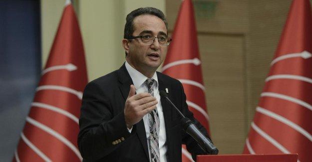 CHP'li Tezcan: TBMM'yi Bölmeye Kimsenin Hakkı Yok