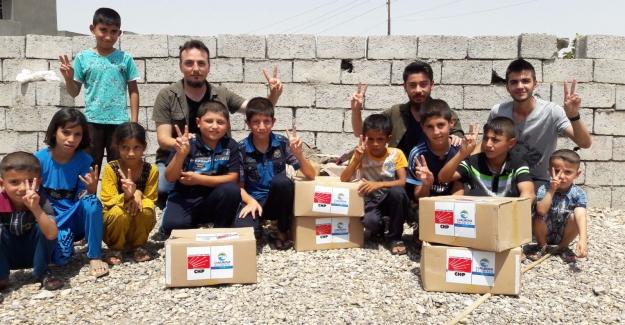 Çukurova Belediyesi Türkmenlere 2 Yardım Tırı Gönderdi