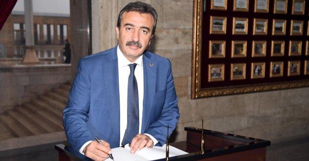 Çukurova Belediye Başkanı Çetin: Anıtkabir 80 Milyonundur