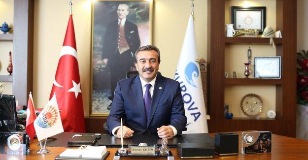 Çukurova Belediye Başkanı Çetin: CHP'de Birlik Zamanı