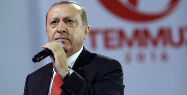 Cumhurbaşkanı Erdoğan: Milletimizin Direnişine Kara Çalmaya Çalışıyorlar