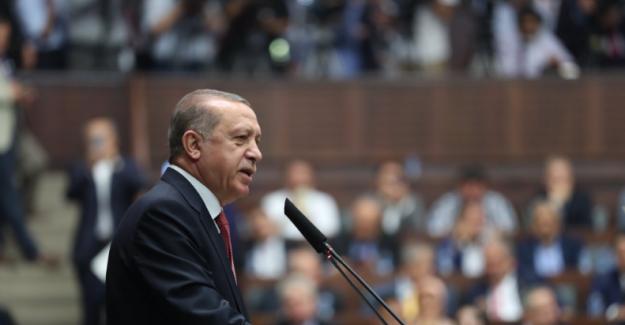 Cumhurbaşkanı Erdoğan'dan Partisine ve Dünyaya Sert Uyarılar