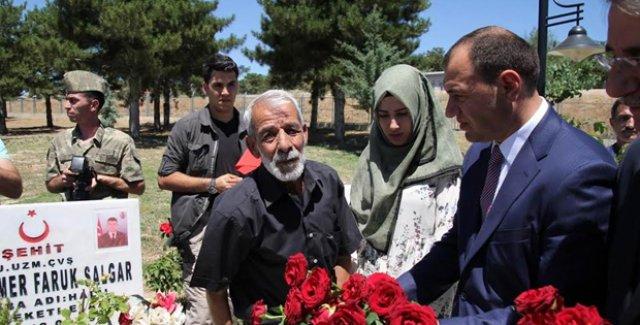 Elazığ'da 15 Temmuz Şehitleri İçin Mevlidi Şerif Okundu
