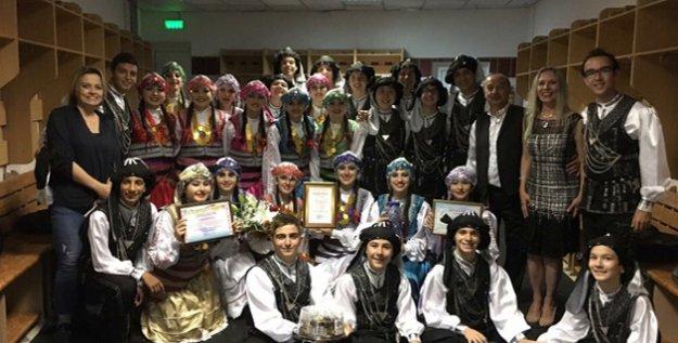 Hacettepeli Dansçılar Dünya Birincisi