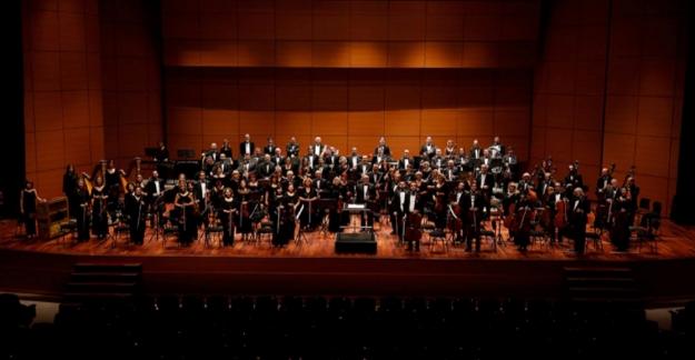 İstanbul Devlet Senfoni Orkestrası Turneden Başarılarla Döndü