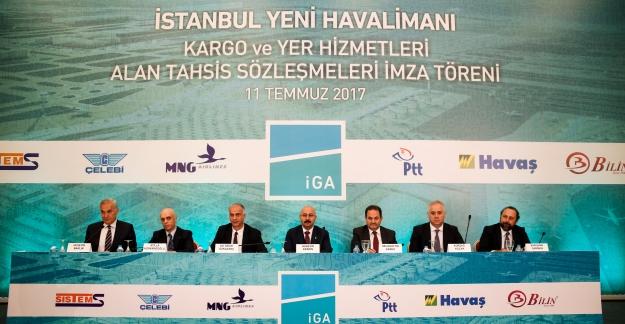 İstanbul Yeni Havalimanı'ndan 250 Milyon Avro'luk İmza