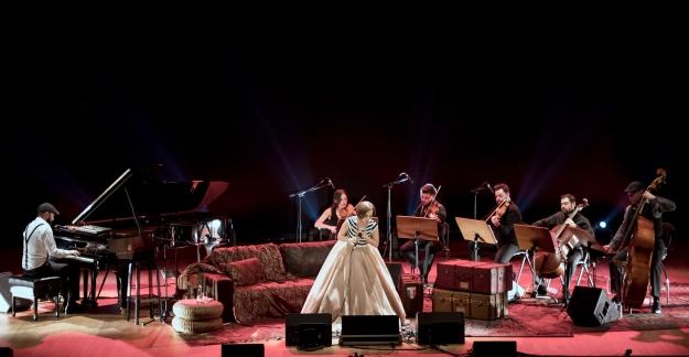 İstanbul'da Harbiye Açıkhava Konserleri Başlıyor