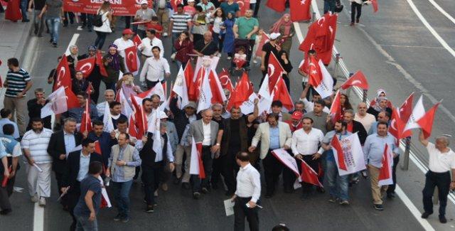 """İTO: """"Milli Birlik Yürüyüşü Sonsuza Dek Sürecek"""""""