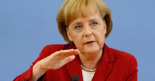 Merkel: Konya İçin Taviz Yok