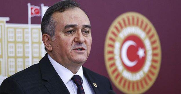 """MHP'lİ Akçay'dan CHP'ye Miting Eleştirisi: """"Mazlumun Payına Zalimi Ortak Ettiler"""""""