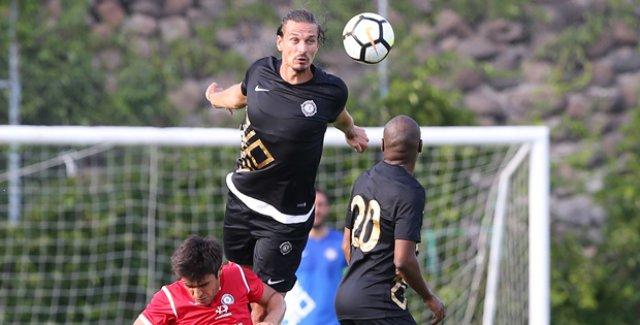 Osmanlıspor İlk Hazırlık Maçını Kazandı