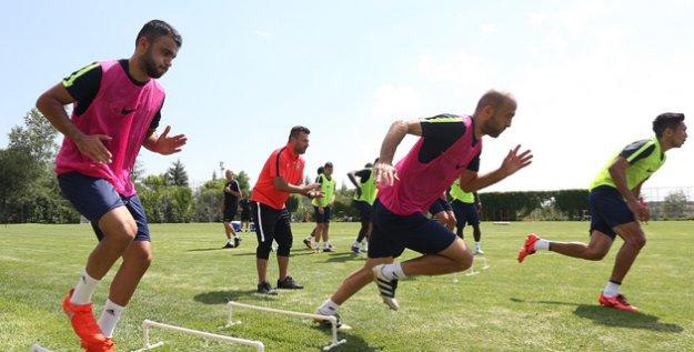 Osmanlıspor İlk Hazırlık Maçını Sumqayıt FK ile Yapacak