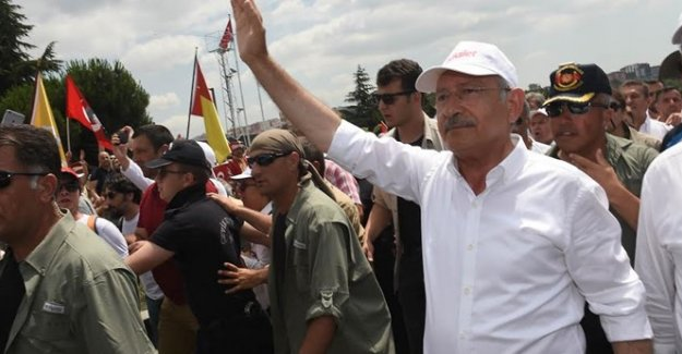 Rahşan Ecevit'ten Adalet Yürüyüşü'ne Destek Mesajı