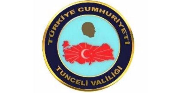 Tunceli'de Operasyon: 100 Kilo Patlayıcı Ele Geçirildi