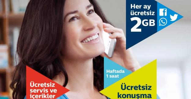 Türk Telekom'dan Kadınlara Özel Kampanya