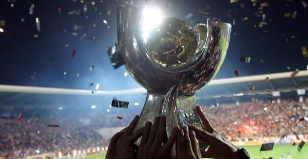 Turkcell Süper Kupa Samsun'da