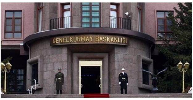 Yurt Genelindeki Operasyonlarda 9 PKK'lı Öldürüldü 3'ü Yakalandı 5'i Teslim Oldu