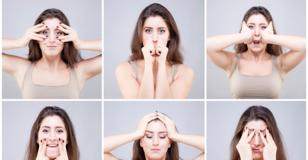 Yüz Yogası Kırışıklığı Önler mi?