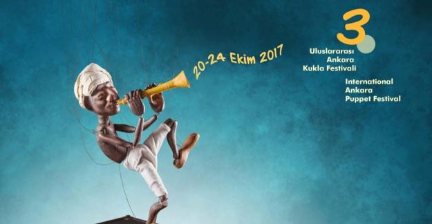 Uluslararası kukla festivali başlıyor